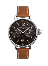 Bell & Ross WW1 CHRONOGRAPHE MONOPOUSSOIR HERITAGE BRWW1-MONO-HER/SCA
