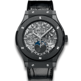 Aerofusion Moonphase Black Magic 45 mm