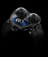 Horological Machine No.3 Moonmachine Black Ti