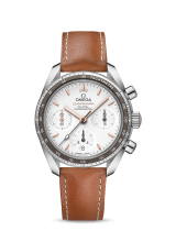Omega Co-Axial Chronograph 38 мм 324.32.38.50.02.001