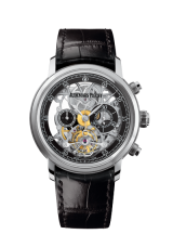 Audemars Piguet TOURBILLON CHRONOGRAPH 26346BC.OO.D002CR.01 — фото превью