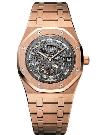 Audemars Piguet OPENWORKED EXTRA-THIN 15204OR.OO.1240OR.01