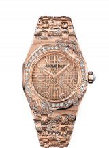 Audemars Piguet Royal Oak Floral 67617OR.ZZ.1235OR.01 — фото превью
