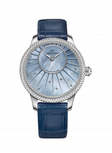 Jaquet Droz PETITE HEURE MINUTE MOTHER-OF-PEARL J005000270 — фото превью