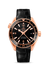 Omega Co-axial GMT 43,5 мм 232.63.44.22.01.001