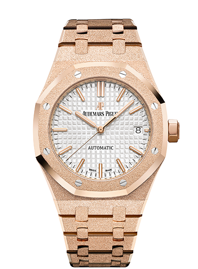 Audemars Piguet FROSTED GOLD 15454OR.GG.1259OR.01