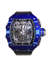 Richard Mille RM 11-03 Automatic Flyback Chronograph RM 11-03 Blue — фото превью
