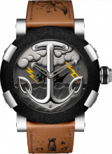 Romain Jerome Tattoo Metal Yellow RJ.T.AU.TT.001.01 — фото превью