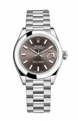 Rolex Lady-Datejust 28 mm 279166-0009 — фото превью