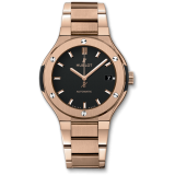 Hublot King Gold Bracelet 38 mm 568.OX.1180.OX