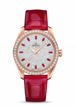 Co Axial Master Chronometer Ladies 38 мм