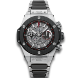 Hublot Unico Titanium Ceramic Bracelet 45 mm 411.NM.1170.NM — фото превью