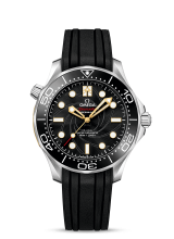 "Co-Axial Master Chronometer ""James Bond"" 42 мм"