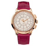 Patek Philippe Multi-Scale Chronograph 4675R-001 — фото превью