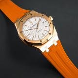 Royal Oak 41 Classic Series Mandarin Orange