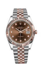 Rolex Steel and Everose Gold 41 мм 126331-0004