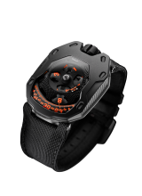 "Urwerk UR-105 TA ""Clockwork Orange""  UR-105 TA ""Clockwork Orange""  — фото превью"