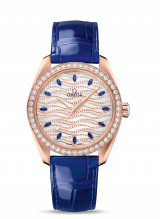 Omega Co Axial Master Chronometer Ladies 38 мм 220.58.38.20.99.005