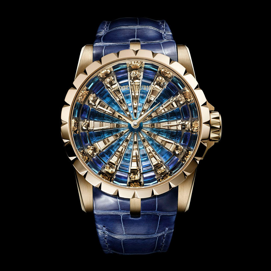 Новинка: Roger Dubuis Excalibur Knights of the Round Table III