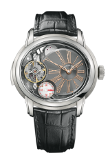 Audemars Piguet MINUTE REPEATER WITH AP ESCAPEMENT  26371TI.OO.D002CR.01 — фото превью