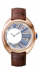 Cartier Mysterious Hour WHCL0002