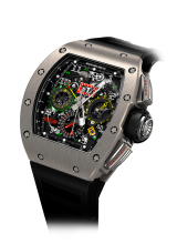 Richard Mille RM 11-02 Flyback Chronograph Dual Time Zone RM 11-02 Flyback Chronograph Dual Time Zone