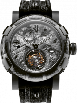 Romain Jerome Moon Dust Roswell Tourbillon TO.MG.ROSWELL.FB.BBBB.00 — фото превью