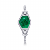 Emerald Secret Watch