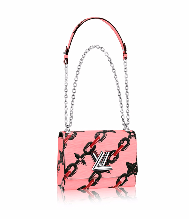 Louis Vuitton  Twist MM M42452