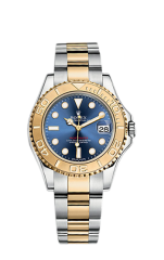 Rolex Steel and Yellow Gold 35 мм 168623-0015