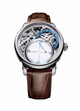 Maurice Lacroix Masterpiece Mysterious Seconds MP6558-SS001-094-1 — фото превью