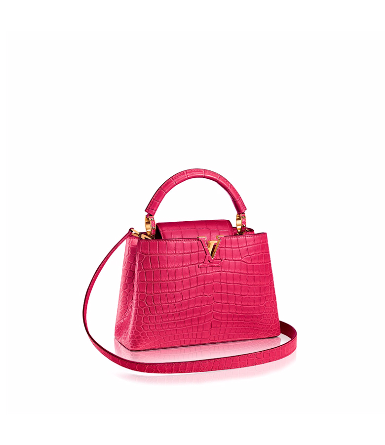 Louis Vuitton  Capucines BB N91717