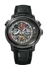 Audemars Piguet Tourbillon Chronograph CARBON ONE  26152AU.OO.D002CR.01 — фото превью