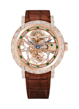 Diamond MasterGraff Structural Tourbillon Skeleton