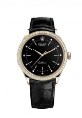 Rolex Cellini Time 39 Everose gold Polished finish 50705rbr-0014 — фото превью