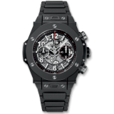 Hublot Unico Black Magic Bracelet 45 mm 411.CI.1170.CI — фото превью