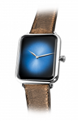 Swiss Alp Watch Concept Cosmic Blue