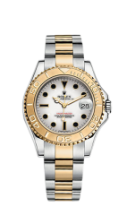 Rolex Steel and Yellow Gold 35 мм 168623-0016