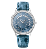 Patek Philippe White Gold - Ladies 7130G-014