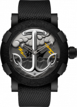 Romain Jerome Tattoo Black Yellow RJ.T.AU.TT.002.01 — фото превью