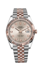 Rolex Steel and Everose Gold 41 мм 126331-0008