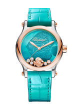 Chopard Happy Fish 36 мм automatic 278578-6001 — фото превью
