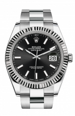 Rolex Steel and White Gold 41 mm 126334-0017 — фото превью