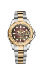 Rolex Steel and Yellow Gold 35 мм 168623-0018