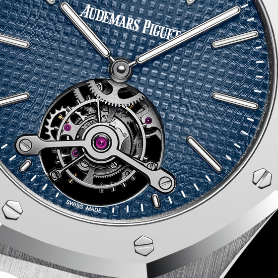 Audemars Piguet TOURBILLON EXTRA-THIN 26510IP.OO.1220IP.01