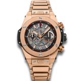 Hublot Unico King Gold Bracelet 45 mm 411.OX.1180.OX — фото превью