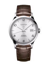 Longines Longines Record Chronometer Certified L2.821.4.76.2 — фото превью
