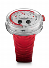 H0 Silver Red
