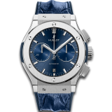 Hublot Blue Chronograph Titanium 45 mm 521.NX.7170.LR — фото превью