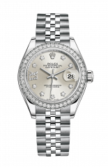Rolex Lady-Datejust 28 mm 279384rbr-0021 — фото превью
